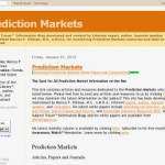 Prediction Markets White Paper Link Compilation