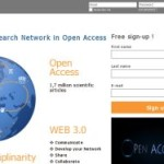 MyScienceWork – A Research Network in Open Access