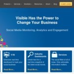 Visible® – Social Media Monitoring, Analytics and Engagement