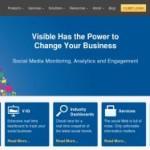 Visible® – Social Media Monitoring, Analytics and Engagement