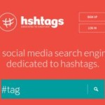 Hshtags – A Social Media Search Engine Dedicated To Hashtags
